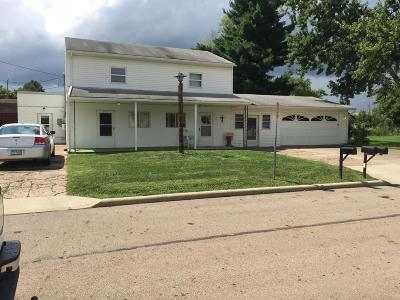 Circleville Multi Family Home For Sale: 1224,  1234 Williams Drive