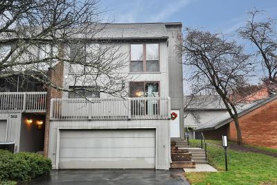 Columbus Condo For Sale: 360 Olentangy Forest Drive