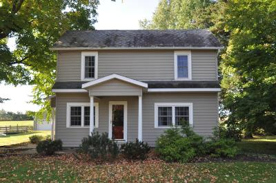 Carroll Single Family Home Contingent Finance And Inspect: 8455 Lithopolis Road NW
