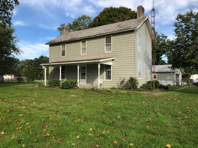 Newark OH Single Family Home For Sale: $143,000