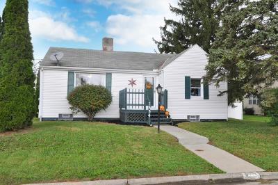 Grove City OH Single Family Home For Sale: $98,900