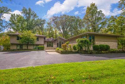 Powell Single Family Home For Sale: 1903 Carriage Road