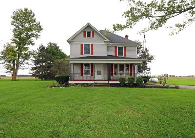 Plain City Single Family Home Contingent Finance And Inspect: 5180 Us-42