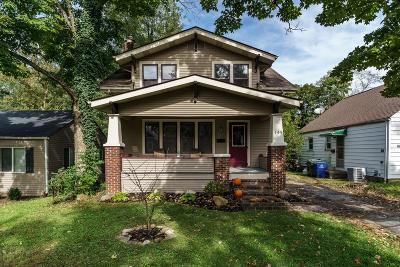 Clintonville Single Family Home Contingent Finance And Inspect: 144 E Lincoln Avenue