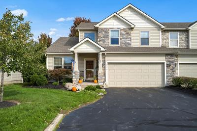 Hilliard Condo Contingent Finance And Inspect: 4148 Coventry Manor Way