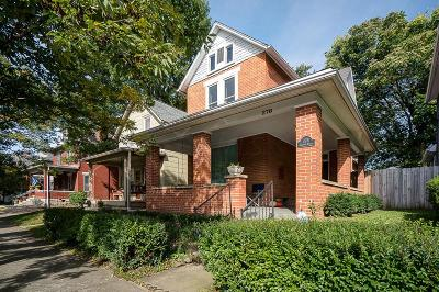 Columbus Single Family Home For Sale: 278 Thurman Avenue