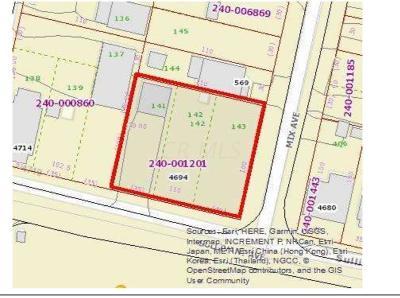 Columbus Residential Lots & Land For Sale: 4694 Sullivant Avenue