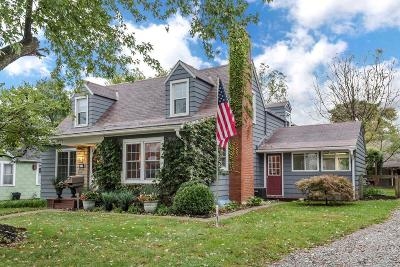 Columbus Single Family Home For Sale: 34 W Kanawha Avenue