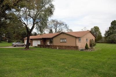 Newark Single Family Home For Sale: 12816 Claylick Road