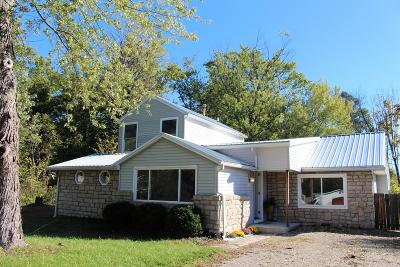 Thornville Single Family Home Contingent Finance And Inspect: 13030 Laurel Road NE