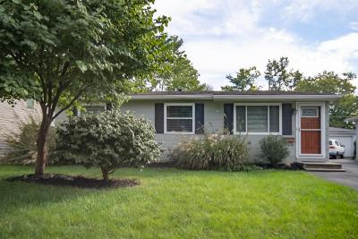 Grove City Single Family Home For Sale: 3408 Devin Road
