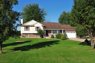 Marengo Single Family Home Contingent Finance And Inspect: 1360 Township Road 221