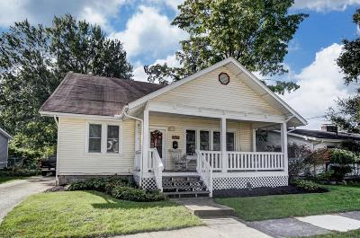 Westerville Single Family Home For Sale: 171 E College Avenue