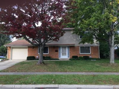 Reynoldsburg Single Family Home For Sale: 1427 Hentz Drive