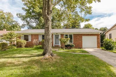Franklin County Single Family Home For Sale: 4840 Glendon Road
