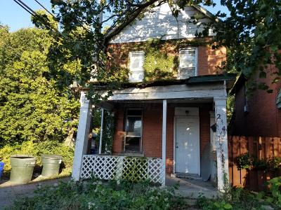 Franklin County Single Family Home For Sale: 254 S 20th Street