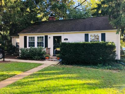 Worthington Single Family Home Contingent Finance And Inspect: 261 E Selby Boulevard