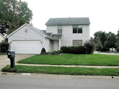 Westerville Single Family Home For Sale: 1239 Freshman Drive