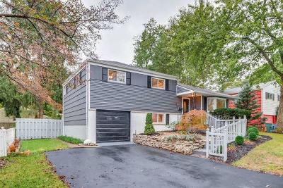Columbus Single Family Home For Sale: 899 Faculty Drive