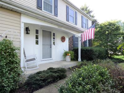 Pickerington Single Family Home Contingent Finance And Inspect: 9725 Merry Lane