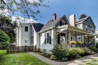 Columbus Single Family Home For Sale: 1271 Elmwood Avenue