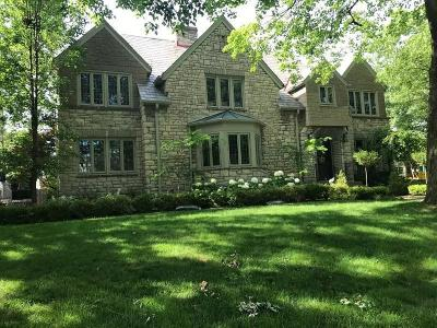 Columbus Single Family Home For Sale: 1920 Edgemont Road