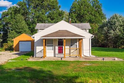 Pataskala Single Family Home For Sale: 7617 Summit Road SW