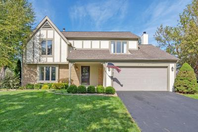 Westerville Single Family Home For Sale: 940 Charterhouse Court