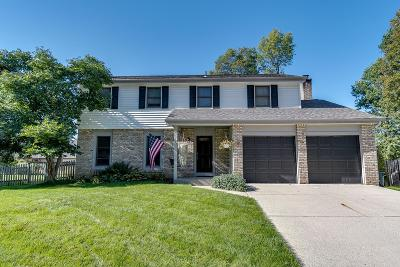 Columbus Single Family Home For Sale: 737 McDonell Place