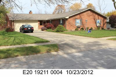 Dayton Single Family Home For Sale: 3325 Waldeck Place