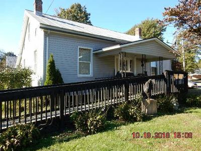 Mount Vernon OH Single Family Home For Sale: $44,900