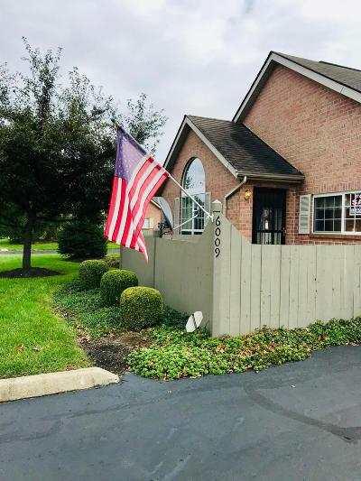 Westerville Condo For Sale: 6009 Blendon Chase Drive