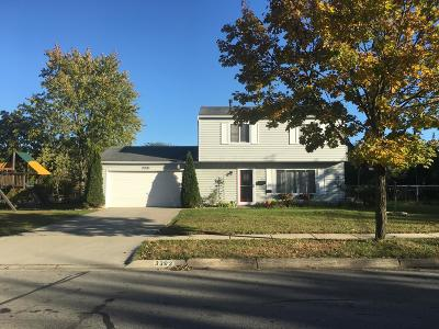 Hilliard Single Family Home Contingent Finance And Inspect: 3393 Paxton Court