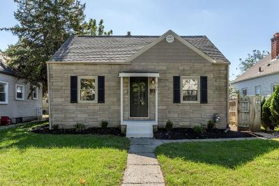 Bexley Single Family Home Sold: 2701 Bellwood Avenue