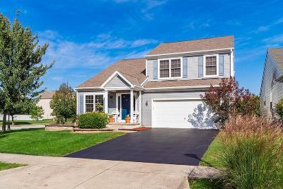 Blacklick Single Family Home For Sale: 744 Cedar Run Drive