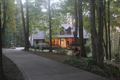 Newark Single Family Home For Sale: 8020 Pleasant Chapel Road