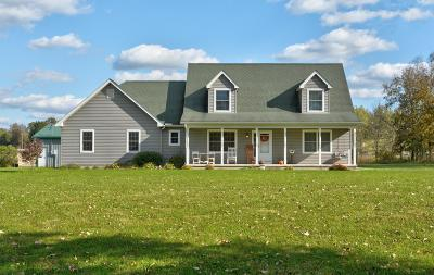 Newark Single Family Home Contingent Finance And Inspect: 2897 Gratiot Road SE
