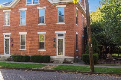 Columbus Condo For Sale: 117 E Kossuth Street