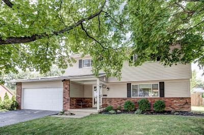 Worthington Single Family Home For Sale: 72 Rockwell Way