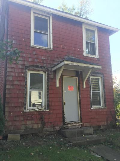 Delaware Single Family Home For Sale: 224 E Central Avenue