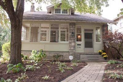 Columbus Single Family Home For Sale: 2781 Kensington Place W