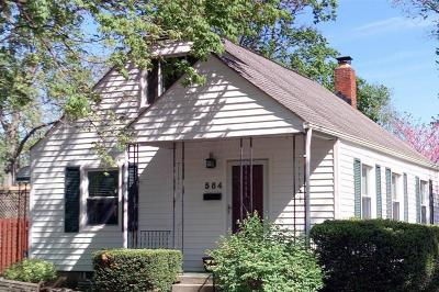 Worthington Single Family Home For Sale: 584 Colonial Avenue