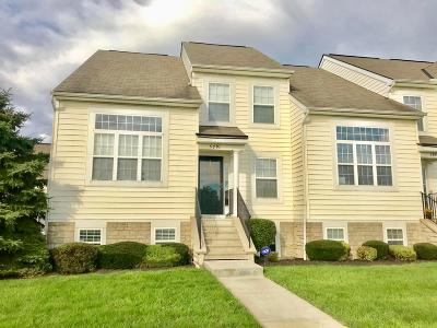 New Albany Condo Contingent Finance And Inspect: 5791 Andrew John Drive