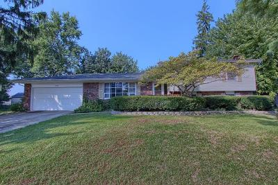 Columbus Single Family Home For Sale: 576 Dunoon Drive