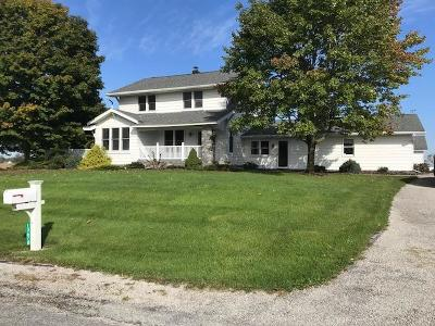 Croton Single Family Home Contingent Finance And Inspect: 13676 Foundation Road