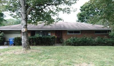 Columbus Single Family Home For Sale: 1665 Courtright Road