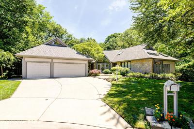 Columbus Single Family Home For Sale: 260 Shale Ridge Court