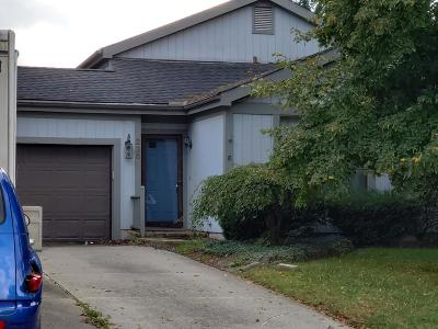 Columbus Single Family Home For Sale: 225 Maybank Court