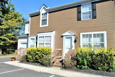 Hilliard Condo Contingent Finance And Inspect: 4836 Stoneybrook Boulevard #28B