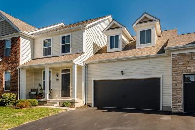 Hilliard Condo For Sale: 4634 Family Drive